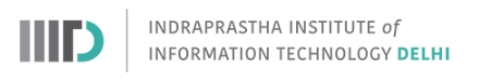 Idraprastha Institute of information technology Delhi
